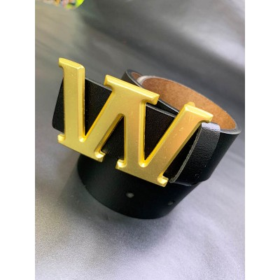 Ремень с большим лого W