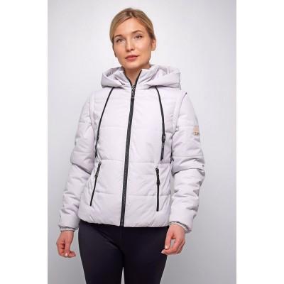 Куртка женская укороченная весенняя