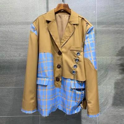 Пиджак с цепочкой