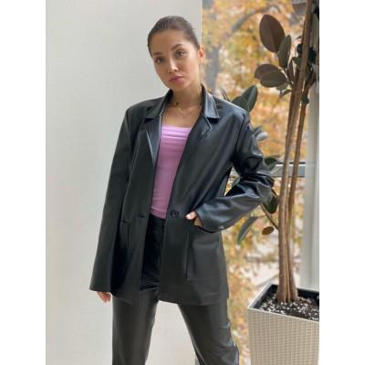 Пиджак из эко-кожи Modern Boutique